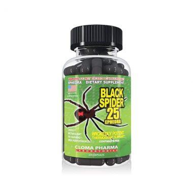 kaufen fatburner black spider ephedra