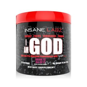 kaufen pre workout I am god