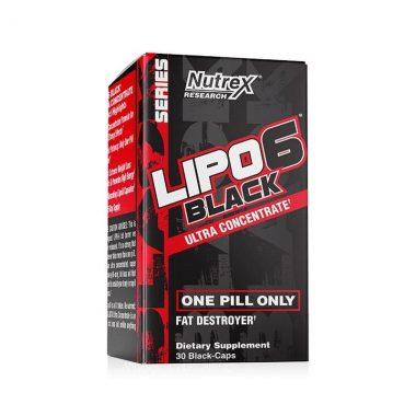 kaufen fatburner lipo6 black