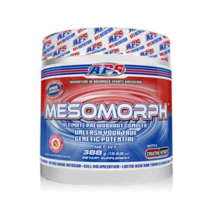 kaufen msomorph Pre workout booster