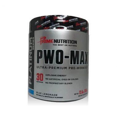 kaufen pre workout pwo max