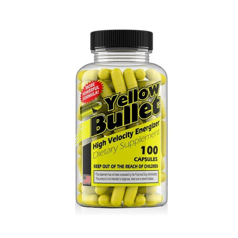 kaufen fatburners yellow bullet