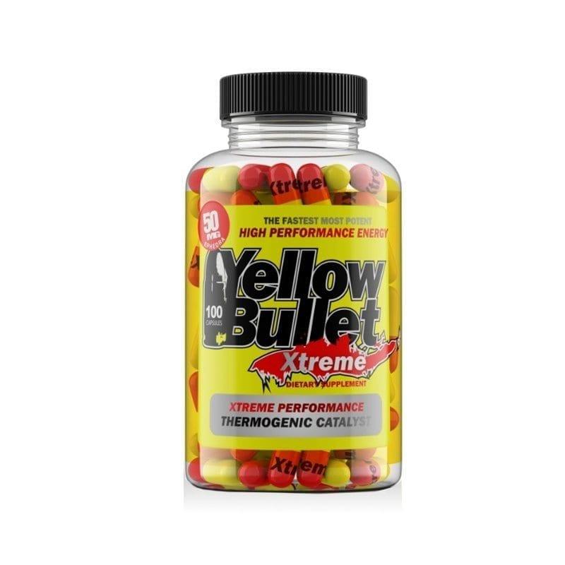 kaufen fatburners yellow bullet xtreme