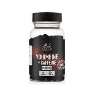 Magnus Supplements Yohimbine Caffeine Fatburner