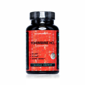 USA SUPPLEMENTS Yohimbine Hcl 10mg