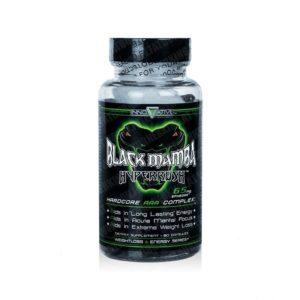 Black Mamba DMAA Fatburner DIET LABS