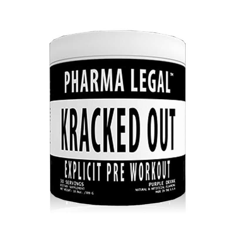 KRACKED OUT - Pharma legal labs