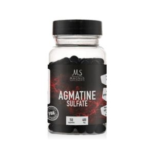 Magnus Supplements Agmatine Sulfate