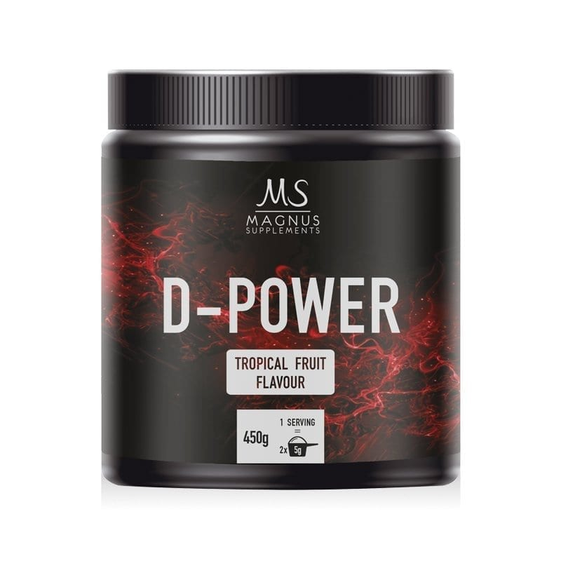 D-POWER DMAA fatburner