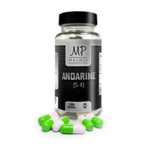 Andarine (S-4) Magnus Pharmaceuticals