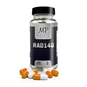 RAD140 (Testolone) Magnus Pharmaceuticals