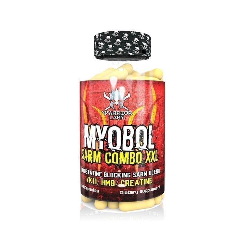 Warrior Labs Myobol fatburn