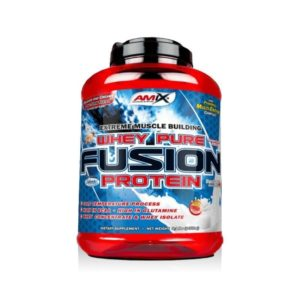 AMIX WHEY PURE FUSION 2,3KG