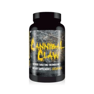 Thyroid Fat Burner Cannibal Claw