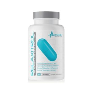 METABOLIC NUTRITION – RELAXITROL