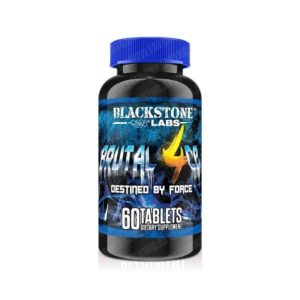 Blackstone Labs – BRUTAL 4CE