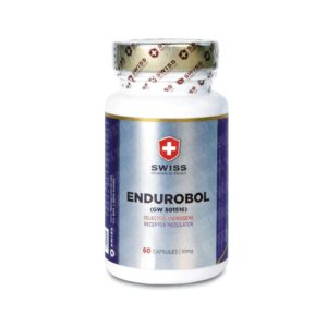 Swiss Pharmaceuticals ENDUROBOL GW 501516