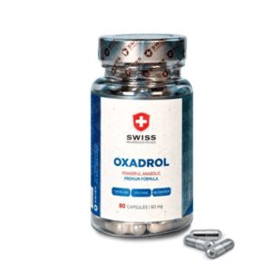 Swiss Pharmaceuticals OXADROL