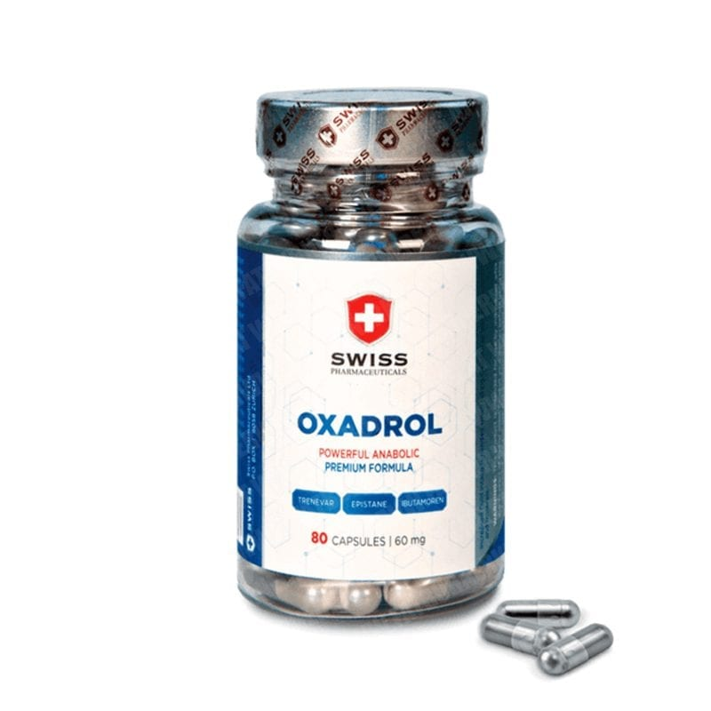 swiss pharmaceuticals oxadrol
