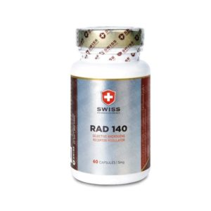 Swiss Pharmaceuticals RAD140