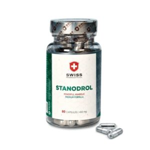 Swiss Pharmaceuticals STANODROL