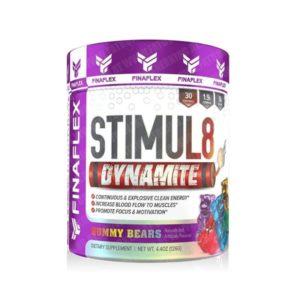 FINAFLEX STIMUL 8 DYNAMITE 126G