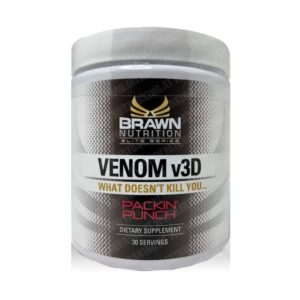 Brawn Nutrition Venom V3 US-BOOSTER