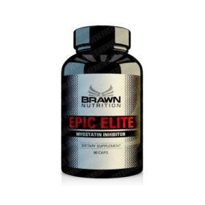 Brawn Nutrition Epic Elite (Myostatin Blocker)