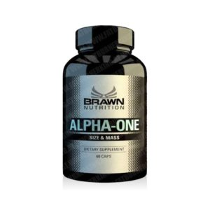 Brawn Nutrition Alpha-One