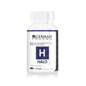 German Pharmaceuticals Halo