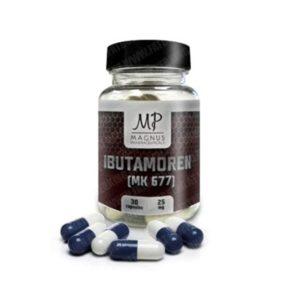 Magnus Pharmaceuticals Ibutamoren