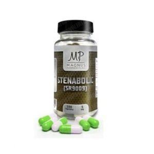 Magnus Pharmaceuticals STENABOLIC