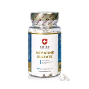 Swiss Pharmaceuticals Agmatine Sulfate