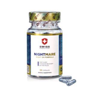 Swiss Pharmaceuticals NIGHTMARE