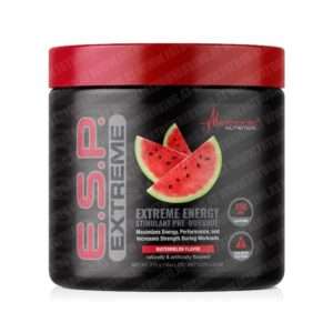 Metabolic Nutrition E.S.P Extreme DMHA ( Water Melon )