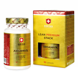 Swiss Pharmaceuticals ARGIDROL