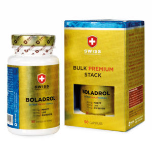 Swiss Pharmaceuticals BOLADROL