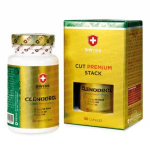 Swiss Pharmaceuticals CLENODROL
