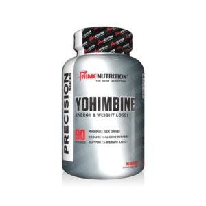 Prime Nutrition 2,5mg Yohimbine