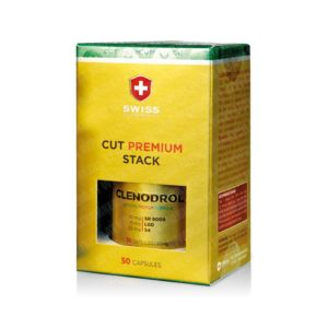 Swiss Pharmaceuticals CLENODROL SARMs Stack