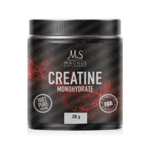 Magnus Supplements CREATINE MONOHYDRATE