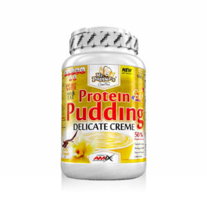AMIX NUTRITION PROTEIN PUDDING CREME 600G