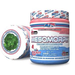 APS Mesomorph V4 DMHA + DMAA