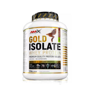 Amix Gold Isolate Whey Protein 2280g