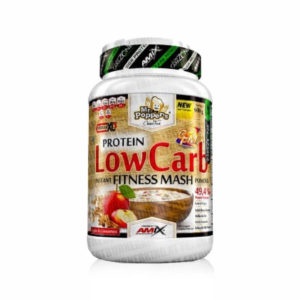 AMIX PROTEIN LOW CARB FITNESS MASH 600 G