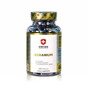 Swiss Pharmaceuticals Geranium