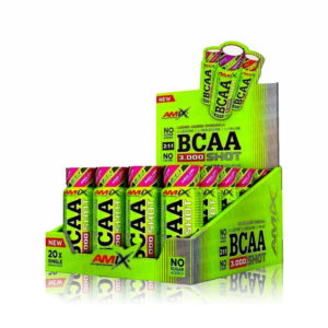 Amix BCAA 3000 Shot 20x60 ml