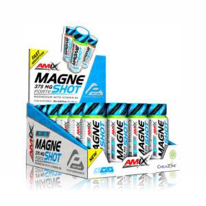 Amix Magne ShotForte 375 mg 20x60 ml