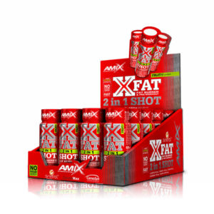 Amix XFat 2 in 1 Shot 20x60 ml