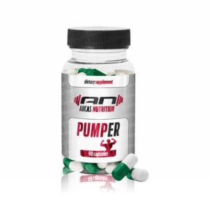 Arcas Nutrition Pumper 90 Kapseln